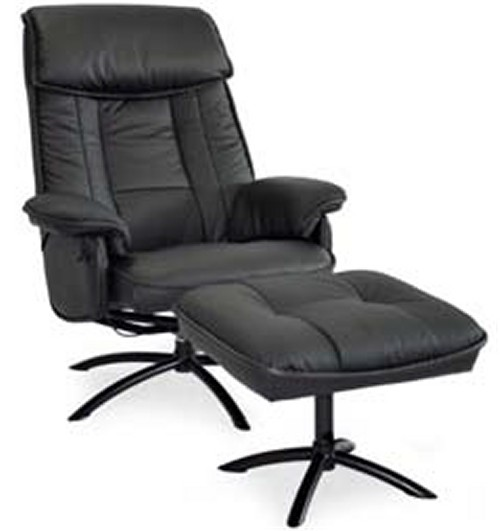 daneway mobelteam morris replacement, leather swivel chair