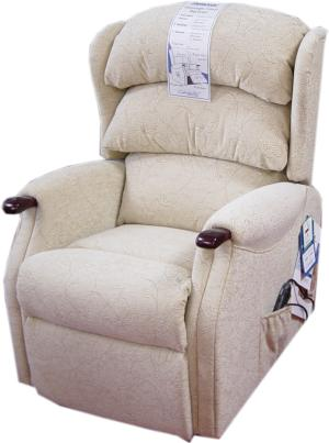 celebrity westbury petite recliner chair figaro cream ...  sc 1 st  Ribble Valley Recliners & Celebrity Westbury Petite Dual Motor Riser Reclining Chair Vat free.