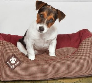 danish-design-dog-bed-with-dog-heritage-houndstooth-snuggle-bed