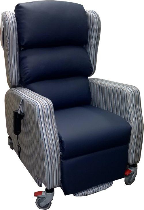 Tilt In Space Transporter Riser Chair From The Healthcare
