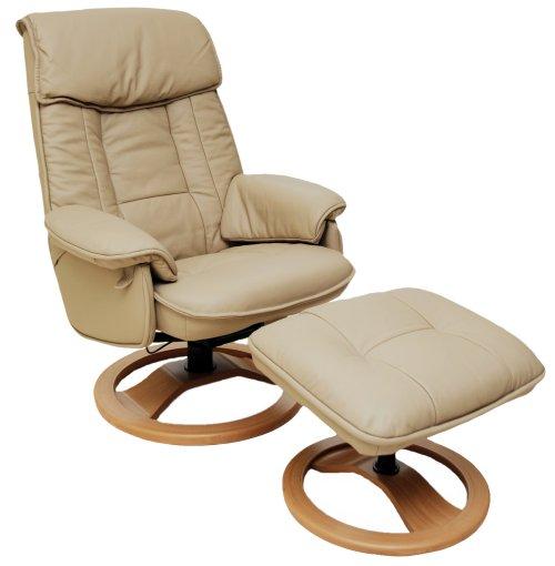 Daneway Easychair Morris Swivel Recliner Chair And Stool