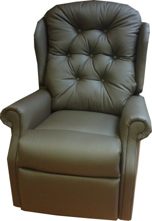 Leather Riser Recliners