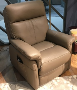 hydeline verona manual recliner chair