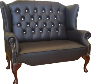 black-leather-swarovski-childrens-sofa