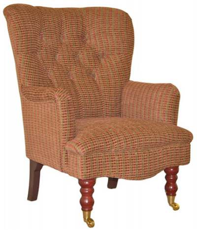 J H Classics Hertford Arm Chair