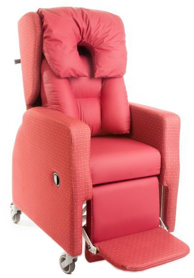 Tilt In Space Transporter Chair From The Healthcare Range
